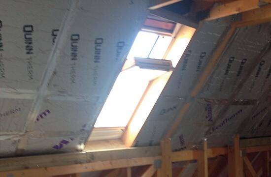 Dakea Roof Windows Installing