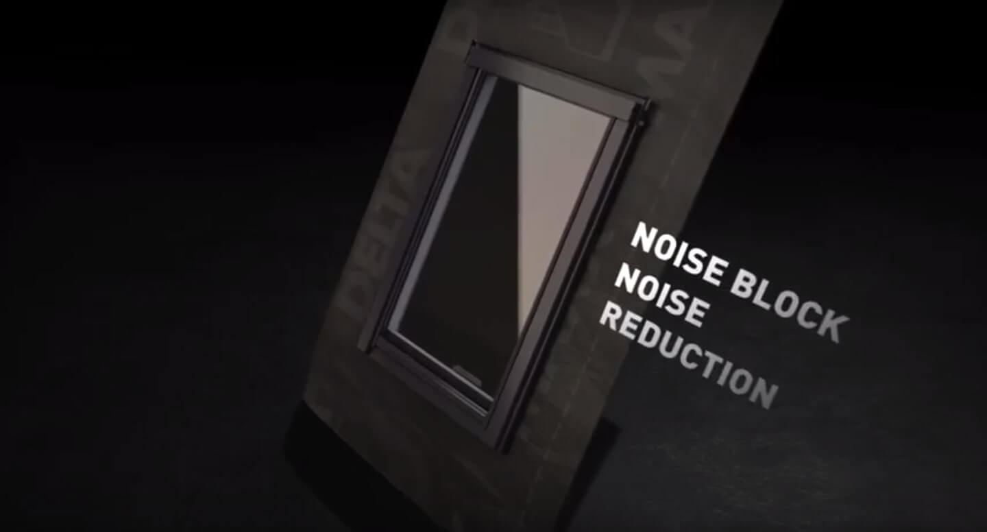 Noise block noise reduction